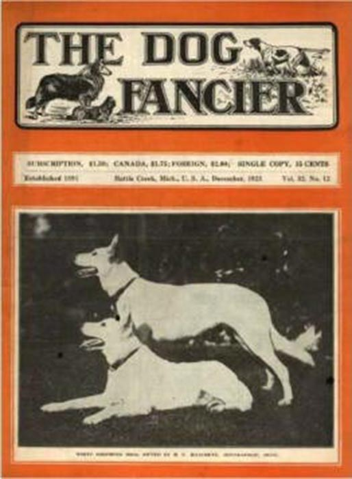 Dog Fancier Magazine